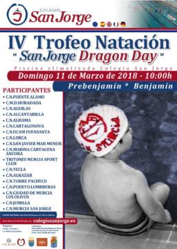 CARTEL TORNEO DE NATACION 2018-1