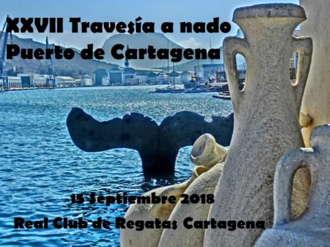 Imagen XXVII Travesia Puerto Cartagena 2018